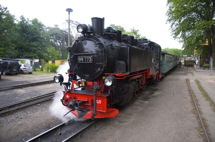 Rasender Roland / Rügensche Kleinbahn